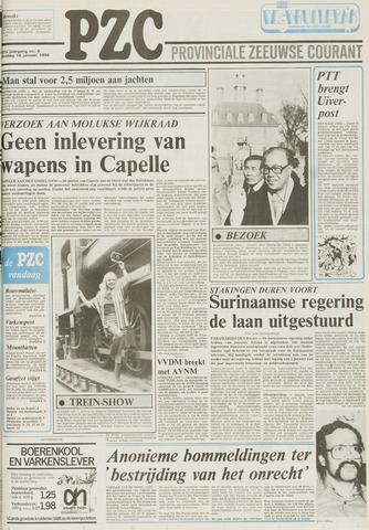 Provinciale Zeeuwse Courant 1984-01-10