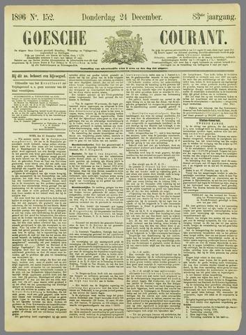 Goessche Courant 1896-12-24