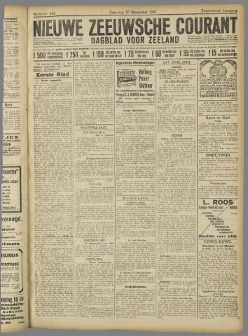 Nieuwe Zeeuwsche Courant 1921-12-17