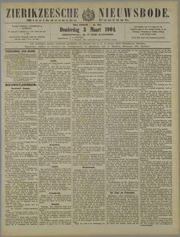 Zierikzeesche Nieuwsbode 1904-03-03
