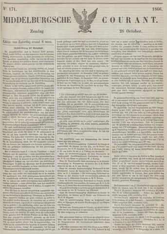 Middelburgsche Courant 1866-10-28