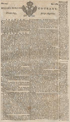 Middelburgsche Courant 1780-08-31