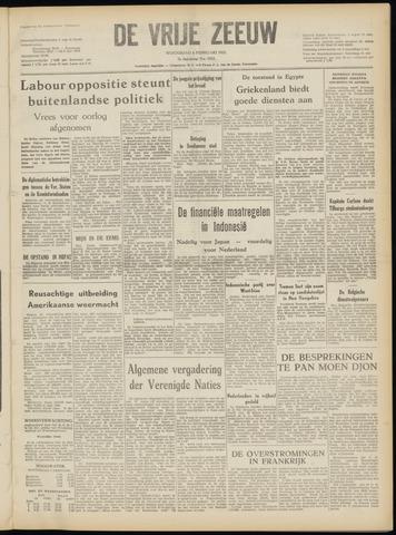 de Vrije Zeeuw 1952-02-06