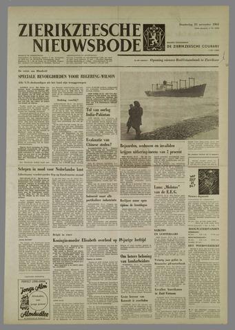 Zierikzeesche Nieuwsbode 1965-11-25