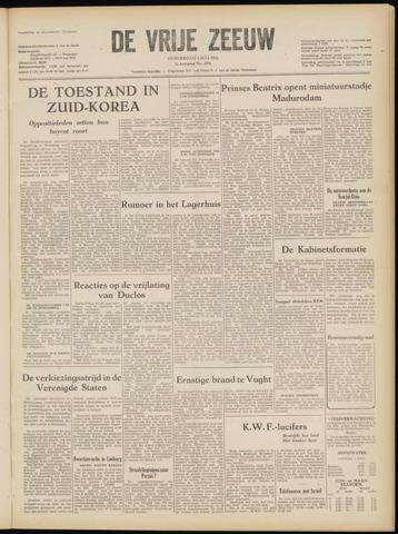 de Vrije Zeeuw 1952-07-03