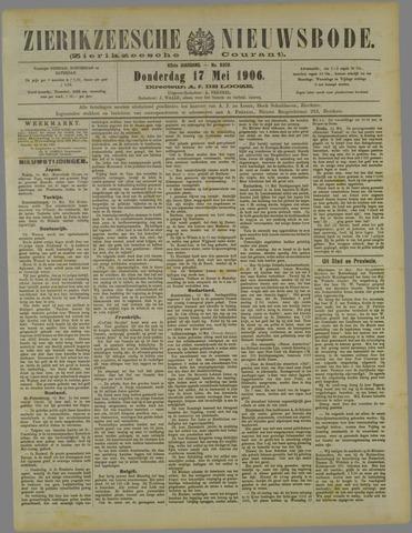Zierikzeesche Nieuwsbode 1906-05-17