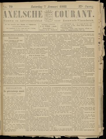 Axelsche Courant 1922-01-07