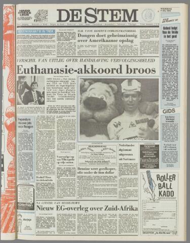 de Stem 1986-07-09