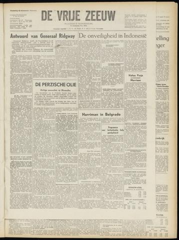 de Vrije Zeeuw 1951-08-27