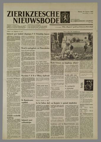 Zierikzeesche Nieuwsbode 1965-08-10