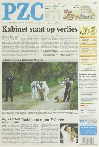 Provinciale Zeeuwse Courant 2008-07-07