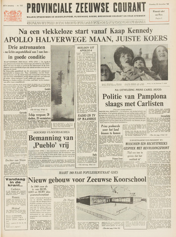 Provinciale Zeeuwse Courant 1968-12-23