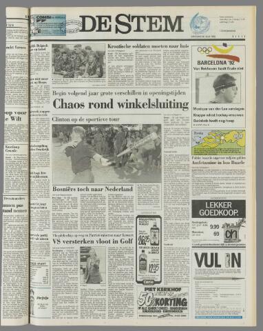 de Stem 1992-07-28