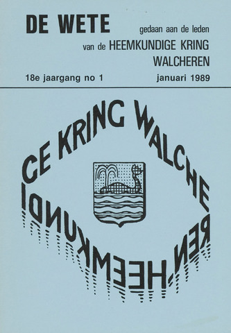de Wete 1989-01-01