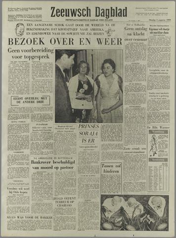 Zeeuwsch Dagblad 1959-08-04