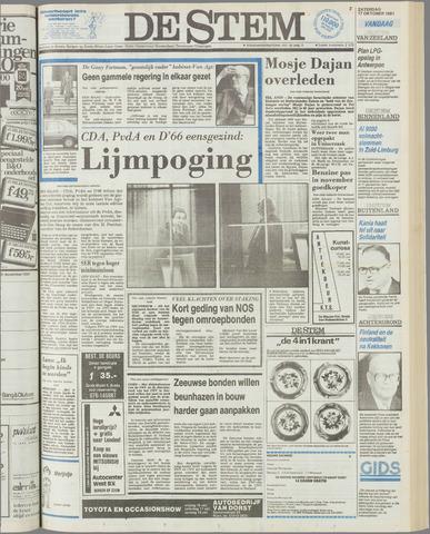 de Stem 1981-10-17
