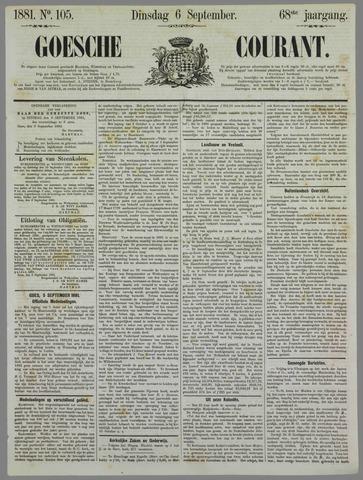 Goessche Courant 1881-09-06