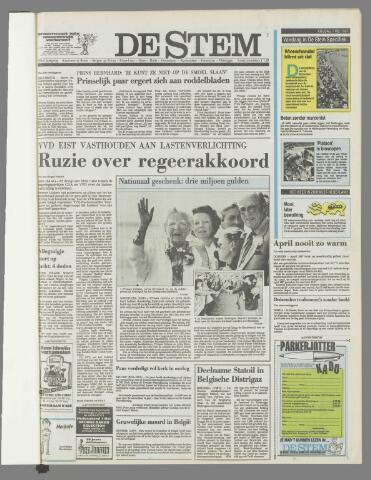 de Stem 1987-05-01