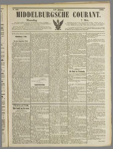 Middelburgsche Courant 1906-05-07