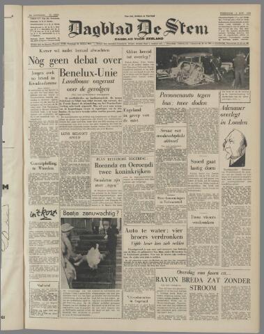 de Stem 1959-11-18