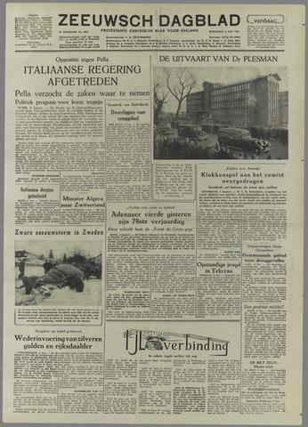 Zeeuwsch Dagblad 1954-01-06