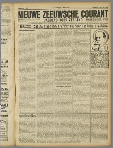 Nieuwe Zeeuwsche Courant 1921-05-10