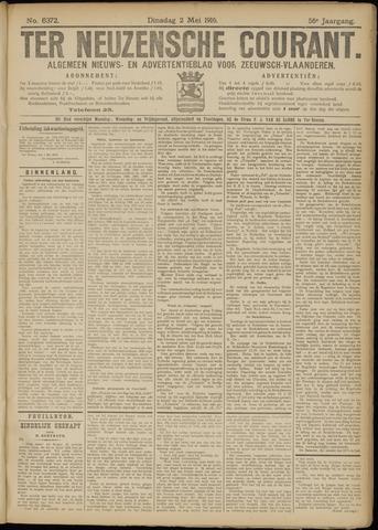 Ter Neuzensche Courant. Algemeen Nieuws- en Advertentieblad voor Zeeuwsch-Vlaanderen / Neuzensche Courant ... (idem) / (Algemeen) nieuws en advertentieblad voor Zeeuwsch-Vlaanderen 1916-05-02