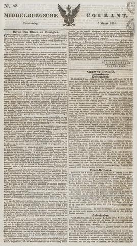 Middelburgsche Courant 1834-03-06
