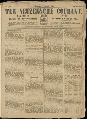 Ter Neuzensche Courant. Algemeen Nieuws- en Advertentieblad voor Zeeuwsch-Vlaanderen / Neuzensche Courant ... (idem) / (Algemeen) nieuws en advertentieblad voor Zeeuwsch-Vlaanderen 1900-01-01