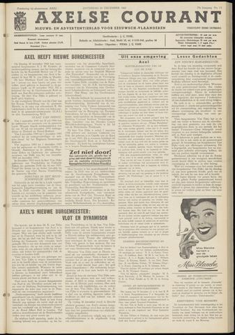 Axelsche Courant 1960-12-24