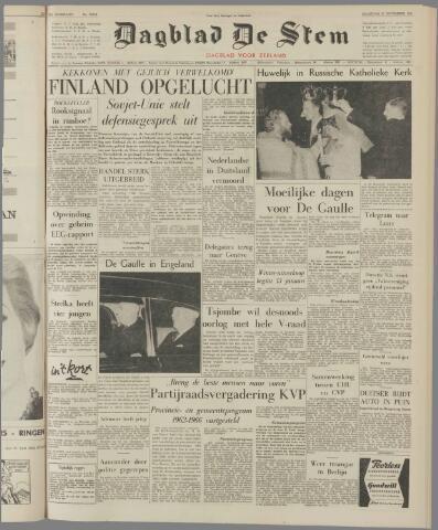 de Stem 1961-11-27