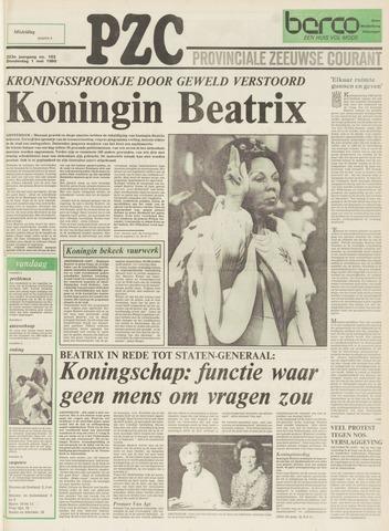 Provinciale Zeeuwse Courant 1980-05-01