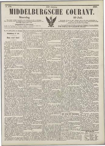 Middelburgsche Courant 1901-07-29