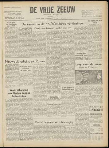 de Vrije Zeeuw 1953-09-03