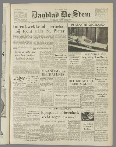 de Stem 1958-10-11
