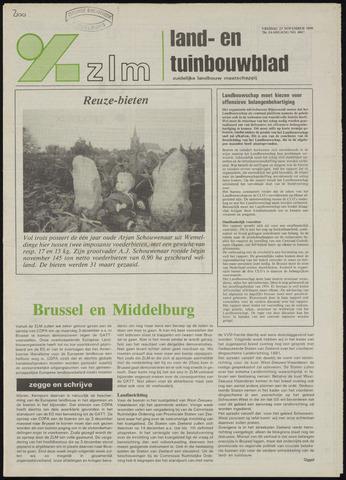 Zeeuwsch landbouwblad ... ZLM land- en tuinbouwblad 1990-11-23