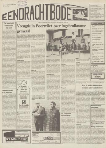 Eendrachtbode (1945-heden)/Mededeelingenblad voor het eiland Tholen (1944/45) 1979-12-13