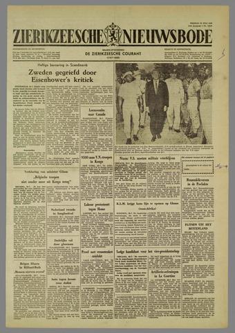 Zierikzeesche Nieuwsbode 1960-07-29