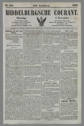Middelburgsche Courant 1879-11-03