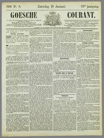 Goessche Courant 1896-01-18