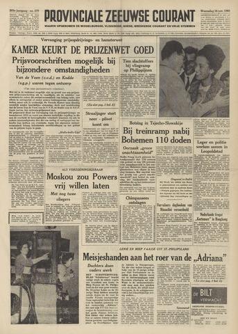 Provinciale Zeeuwse Courant 1960-11-16