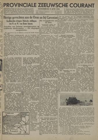 Provinciale Zeeuwse Courant 1944-06-08