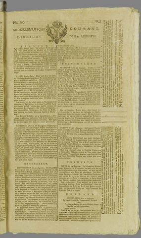 Middelburgsche Courant 1807-08-25