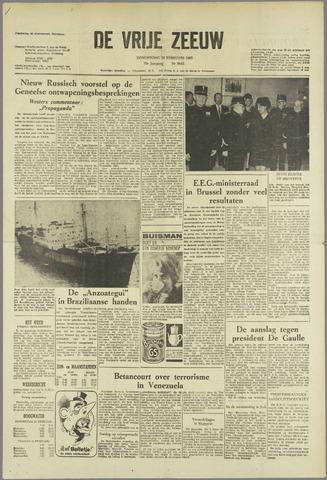de Vrije Zeeuw 1963-02-21