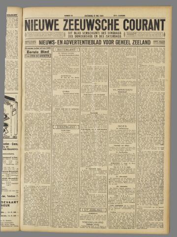 Nieuwe Zeeuwsche Courant 1932-05-21