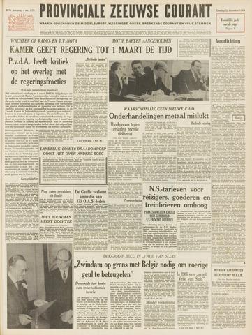 Provinciale Zeeuwse Courant 1964-12-22