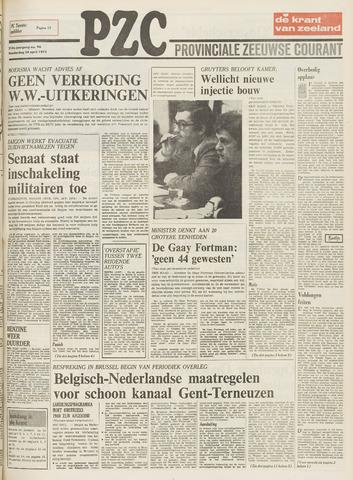 Provinciale Zeeuwse Courant 1975-04-24