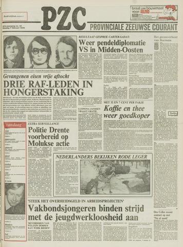 Provinciale Zeeuwse Courant 1978-02-07