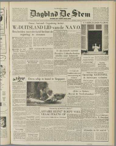 de Stem 1954-12-28