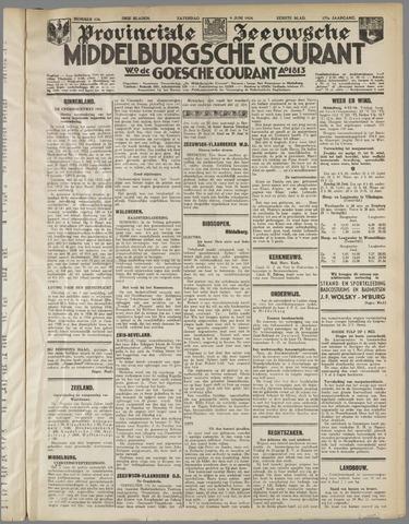 Middelburgsche Courant 1934-06-09